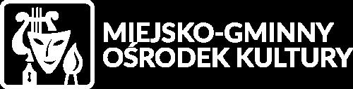 Miejsko-Gminny Ośrodek Kultury Logo