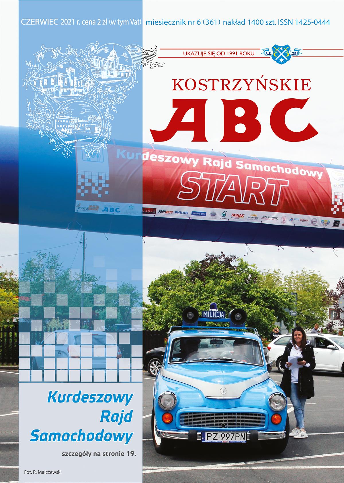 okładka czerwcowego wydania ABC